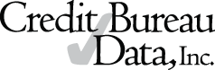Credit Bureau Data, Inc. Print Logo